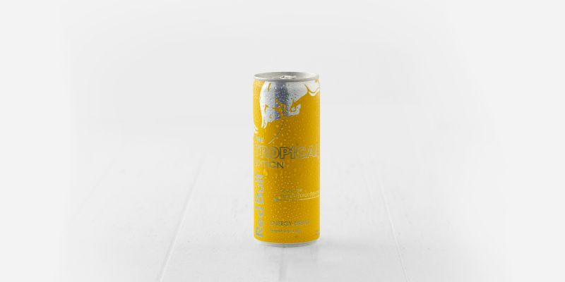 Red Bull Tropical 0,25 л